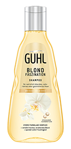 Guhl Blond Faszination Shampoo